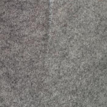 Medium sized Wool Felt piece  - charcoal Marl