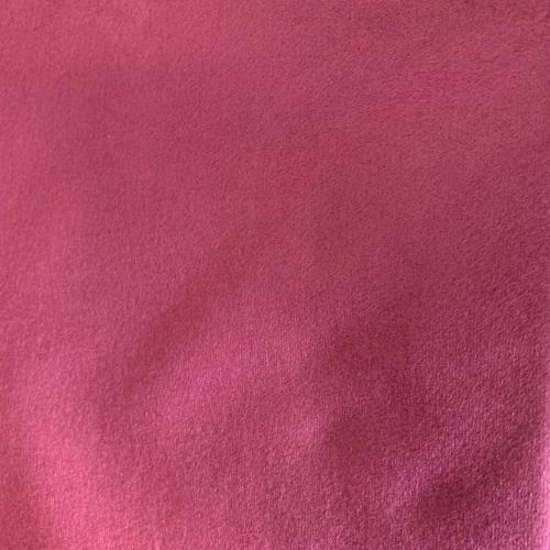 Medium sized Wool Felt piece  - raspberry