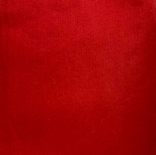 Medium sized Wool Felt piece  - red (dark)
