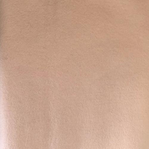 Medium sized Wool Felt piece  - shell pink