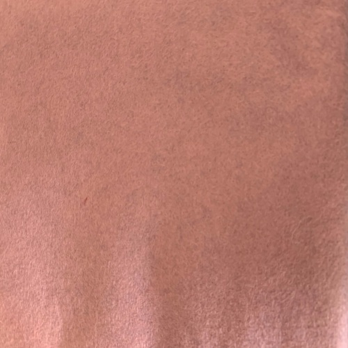Medium sized Wool Felt piece  - dusky rose