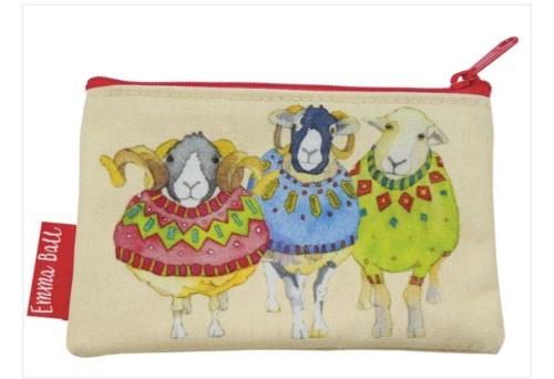 Sheep in Sweaters purse
