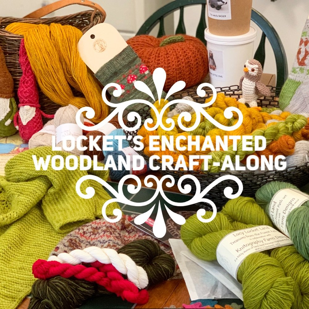 Locket's Enchanted Woodland Craft-Along