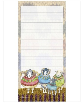 Sheep in Sweaters Magnetic Pad