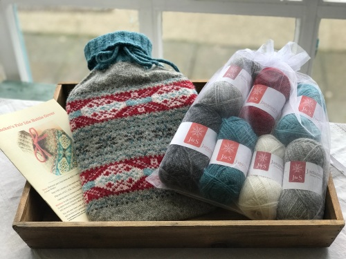 Locket's Fair Isle Hottie kit 1 - Scandi