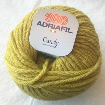 Adriafil Candy super chunky - 32 yellow