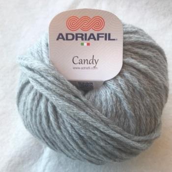 Adriafil Candy super chunky - pale grey 74