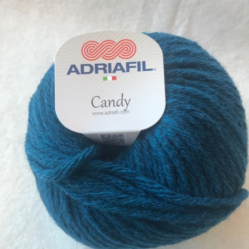 Adriafil Candy super chunky - 72 peacock blue