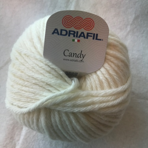 Adriafil Candy super chunky - cream 20