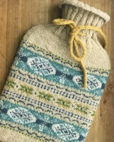 Locket's Fair Isle Hottie kit - Water Meadow