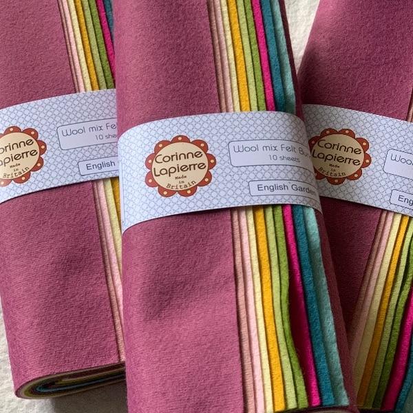 Wool Blend Bundles and Book Supplements