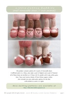 """*New* Removable shoes pattern for LITTLE 7"""" animals"""