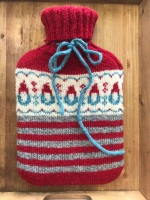 Gnomeo's Stripey  Hot Water Bottle Cover