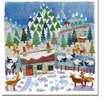 Christmas at the Farm pack of 6 Christmas Cards