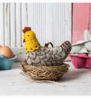 Craft Mini Kit - French Hen