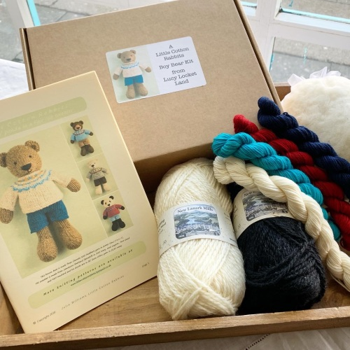 New Bear/Panda Boy Kit