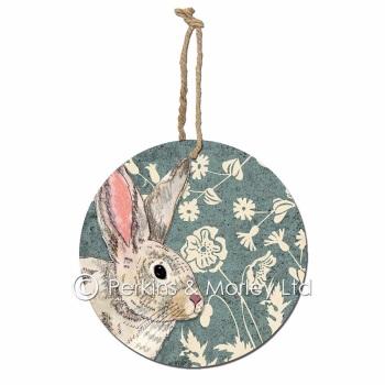 *new*  Rabbit Decoration