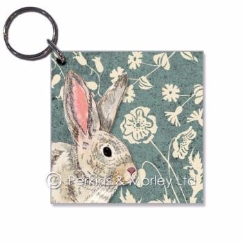 *new*  Rabbit Key Ring