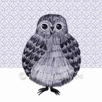 *new* Owl card
