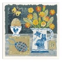 Primrose Greetings Card