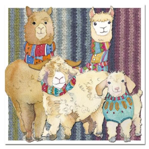 Other Woollies Greetings Card