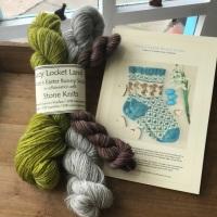 *NEW* Alice's Easter Bunny Sock Kit - Spring Green