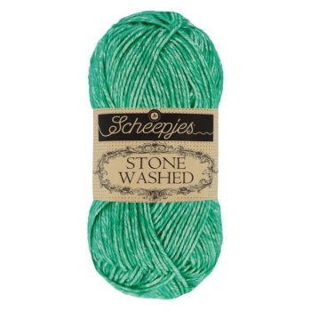 Scheepjes Stonewashed - 825 Malachite
