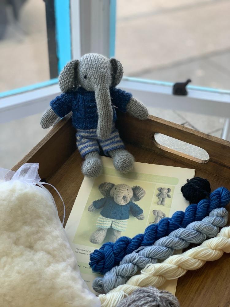 New Elephant Boy Kit