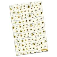 Busy Bees Tea Towel