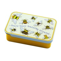 Bees Pocket Tin