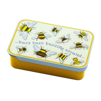 Bees Pocket Tin