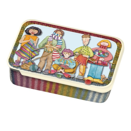 Yarn Club Pocket Tin