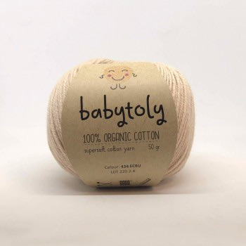 Baby Toly - Ecru