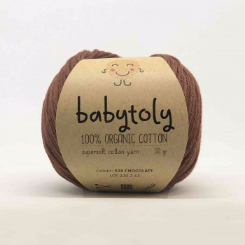 Baby Toly - Chocolate