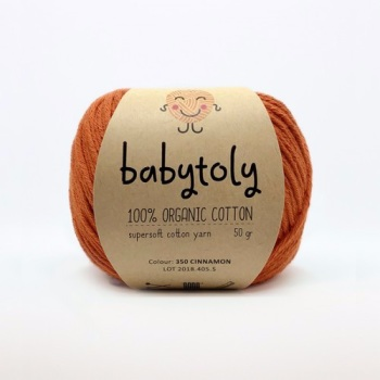 Baby Toly - Cinnamon