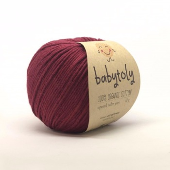 Baby Toly - Deep Red