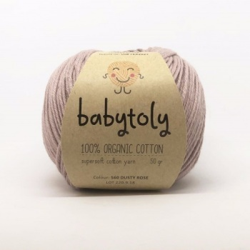 Baby Toly - Dusty Rose