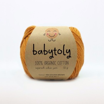 Baby Toly - Golden Brown