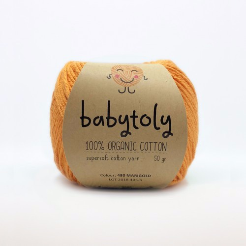Baby Toly - Marigold