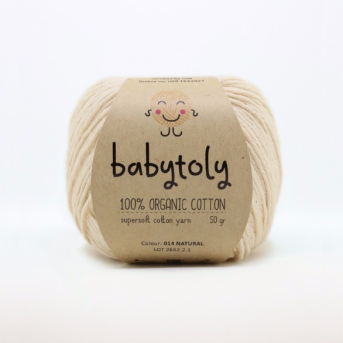 Baby Toly - Natural