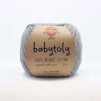 Baby Toly - Silver