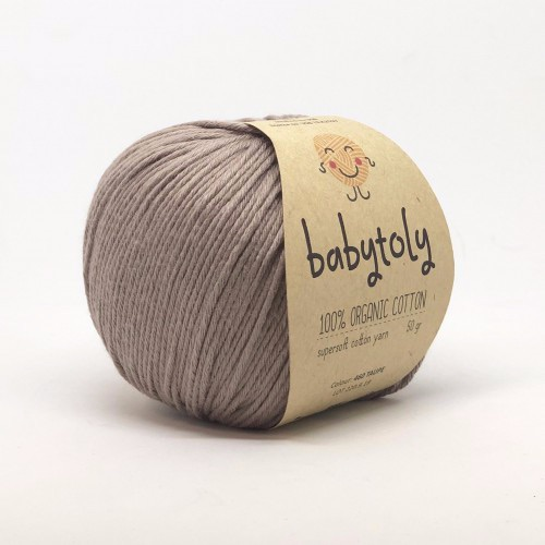 Baby Toly - Taupe