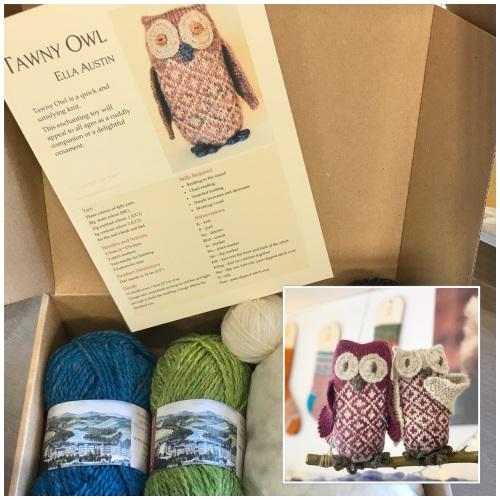 Owlbert & Owlivia - bright and breezy