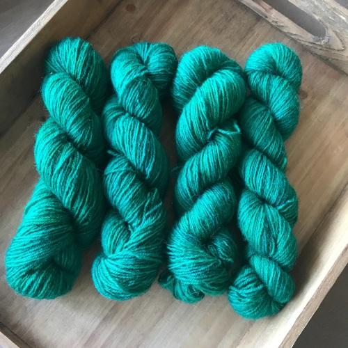 Exmoor Sock - Jade