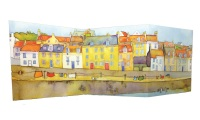 Double Fold Harbour Wash Day Card