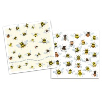 Busy Bees Mini Card Pack