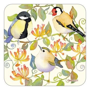 Garden Birds Coaster