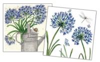 Agapanthus Mini Card Pack