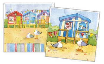 Fun in the Sun Mini Card Pack