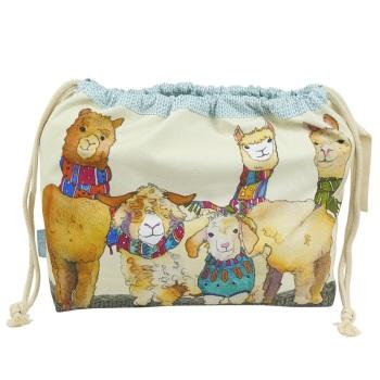 NEW Other Woollies Drawstring Bag